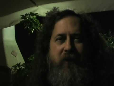 Richard Stallman - What is free software?