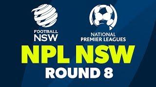 NPL NSW, Round 8, Sydney FC v Sydney United 58 FC NPLNSW