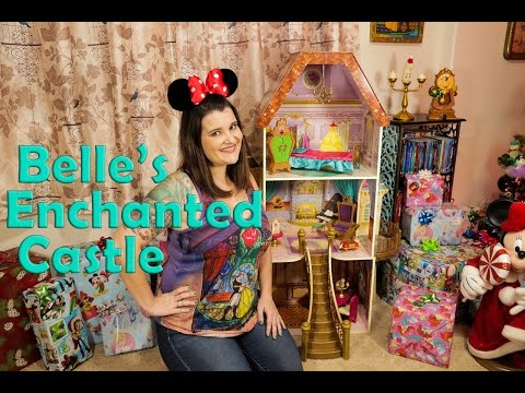 KidKraft Belle Enchanted Dollhouse! II Unboxing & Assembly