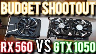 RX 560 vs GTX 1050: Can AMD Still Compete?