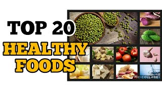 Top 20 Healthy Foods - Payo ni Doc Willie Ong #91