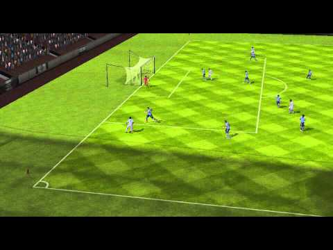 FIFA 14 Android - Sydney FC VS Real Madrid