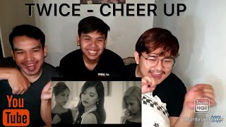 "TWICE ""CHEER UP"" M/V Reaction!!!! CARAP BABY CARAP BABY!!!!"