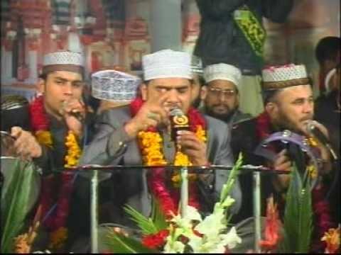 Muhammad Zaheer Abbas Qadri Bilali Minhaj Naat Council Duff Group Part 2 4 video