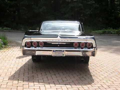 1964 Impala Exhaust Sound
