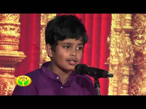 Carnatic Music Idol Episode 03 On Wednesday, 22/01/14