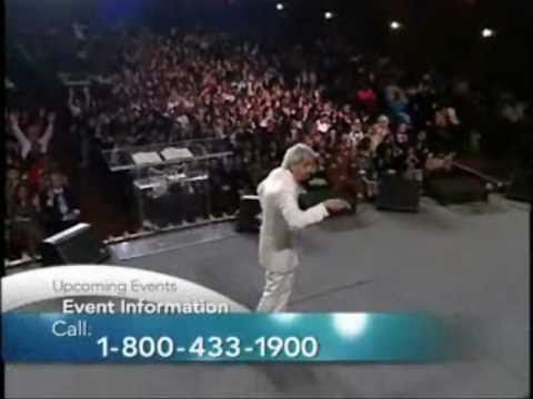 Benny Hinn - Divine Moment in New York