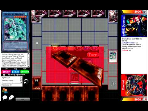 Competitive Yugioh Duels : Infernoids Vs Nekroz - Fight Back You Coward video