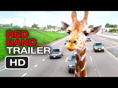 The Hangover Part III Red Band TRAILER (2013) - Zach Galifianakis Movie HD