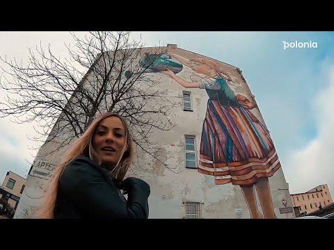 #Polonia100 // Arta Stradală Din Białystok și Tătarii Din Kruszyniany