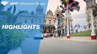 Monaco Highlights 2018 - IAAF Diamond League