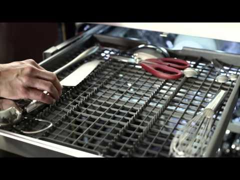 Dishwasher with Third-Level Rack   KitchenAid