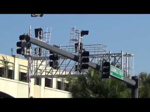 All Aboard Florida UPDATE 1/2 Downtown West Palm Beach - 6/13/16
