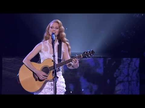Celia Pavey Sings Edelweiss: The Voice Australia Season 2
