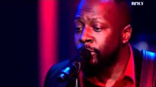 Amadou Diallo (Wyclef Jean - at The Nobel Peace Prize Concert)