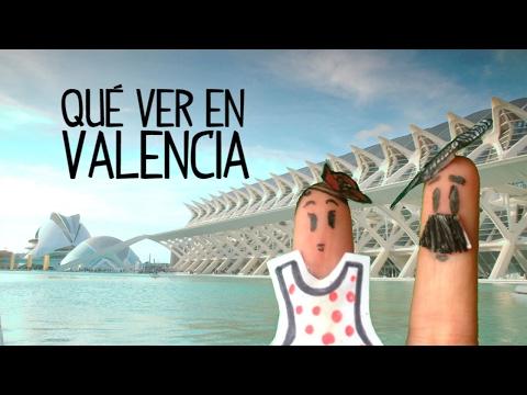 Qué Ver En Valencia, Turismo España