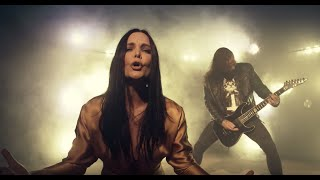 "The Dark Element - ""Not Your Monster"" (Official Music Video) #AnetteOlzon #JaniLiimatainen"