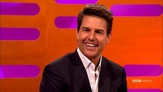 Tom Cruise Settles This Internet Debate - The Graham Norton Show