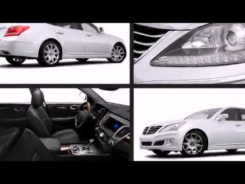 2013 Hyundai Equus Video
