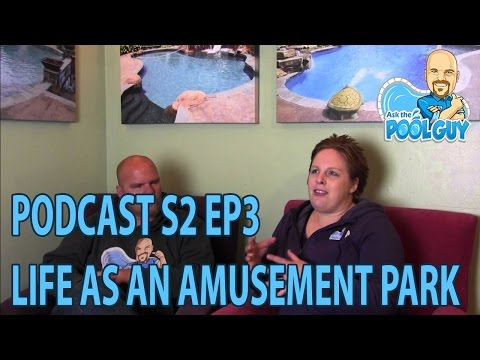 Conversations with Ask the Pool Guy Season 2 Episode 3 Living Life as an Adventure {Podcast}