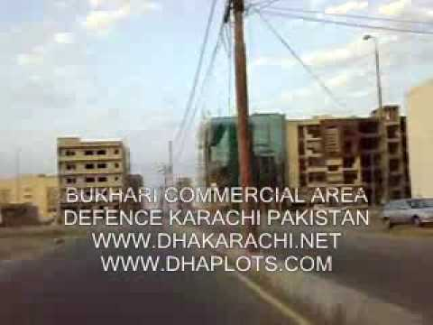 BUKHARI COMMERCIAL AREA DEFENCE PHASE 5 KARACHI PAKISTAN, PROPERTY, REALESTATE