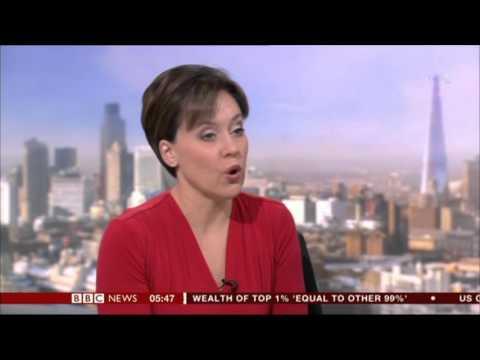 SALLY BUNDOCK:--: BBC WORLD BUSINESS REPORT  'in the news' - 18 Jan. 2016  - Cornelia Meyer