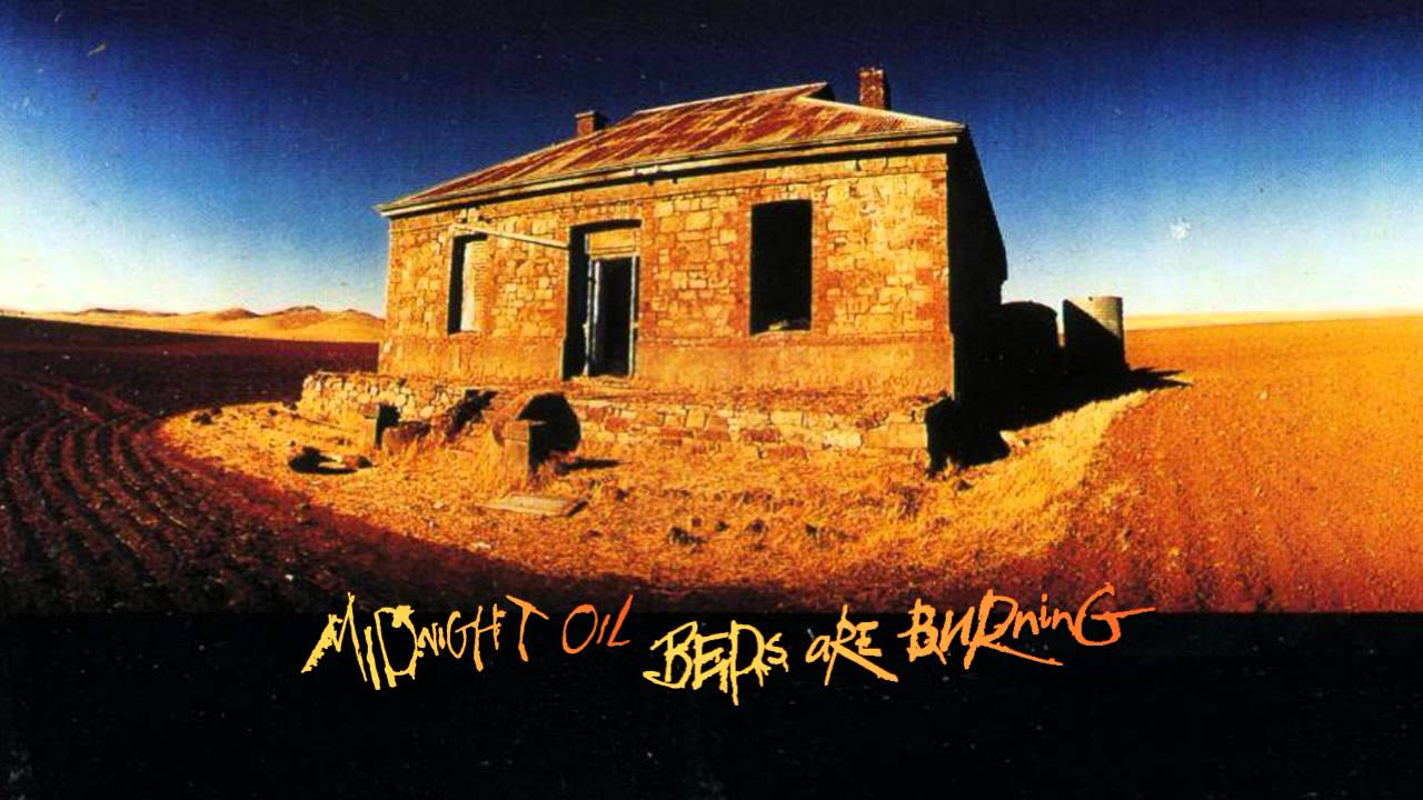 Beds Are Burning : Midnight Oil - The Journey by Mark Dodshon (2005, Paperback)
