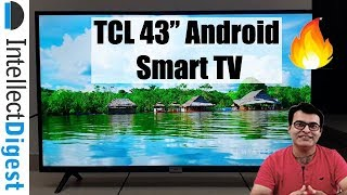 TCL 43 Inch Android Smart TV Review