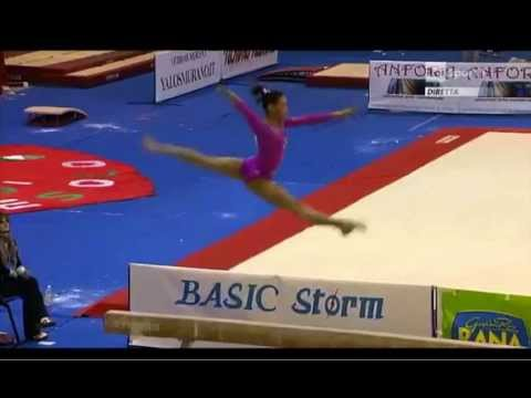 Kyla Ross (USA) BB 2013 Jesolo - AA