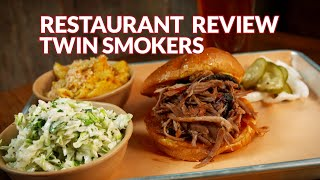 Restaurant Review - Twin Smokers BBQ, Barbecue | Atlanta Eats
