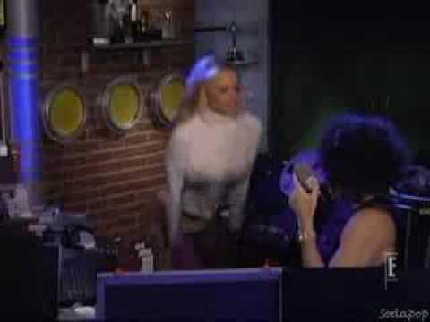 Pamela Anderson lapdance - YouTube