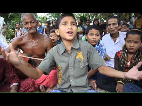 Bangladeshi Boy Singing Baul Song video