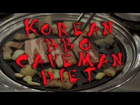 Korean BBQ – No Carb Caveman ...
