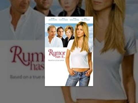 Rumor Has It is listed (or ranked) 41 on the list Roger's Top 60 Hot & Spicy Cougar Movies