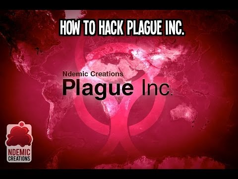 How To Hack Plague Inc With All Senarios With Ifunbox (Version 1.7.3)