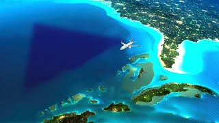 Pilot Who Miraculously Survived Spoke About What He Saw in the Bermuda Triangle
