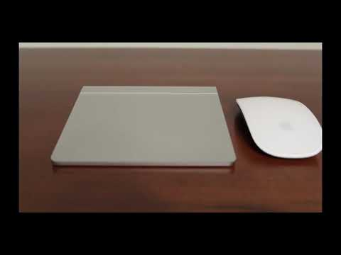 Apple Magic Mouse vs Magic Trackpad - 4K