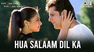 Hua Salaam Dil Ka - Kuch Tum Kaho Kuch Hum Kahein   Fardeen Khan & Richa Pallod