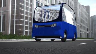 Baidu debuts new self-driving buses.