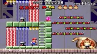Mario Vs. Donkey Kong 11 stupiest ways to die