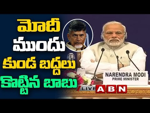 CM Chandrababu Naidu key Speech at Niti Aayog Meeting over AP special Status