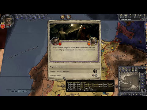 Los Seductores - Crusader Kings II Way of Life - #1