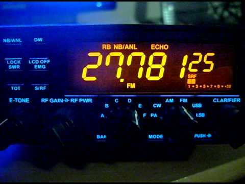 maas dx-5000 cb radio/10/11meter
