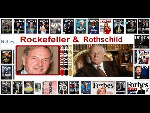 TEXE MARRS - ROCKEFELLER & ROTHSCHILD UNITE + VISUALS - AUGUST 30, 2014