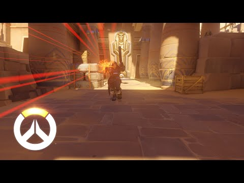 Reaper Ability Overview | Overwatch