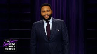 Anthony Anderson Didn't Win TIME Person of the Year