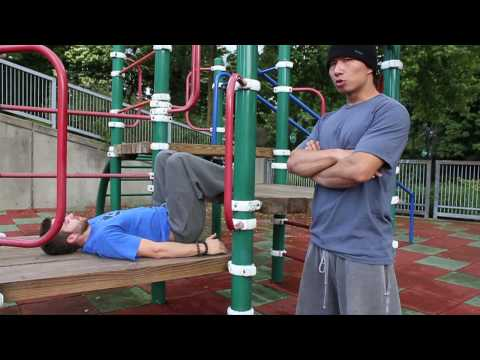 Lower Body Strength Training for Parkour Image 1