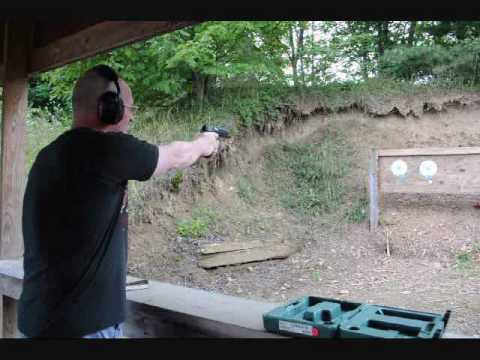 Accurate shooting - The 2 inch square