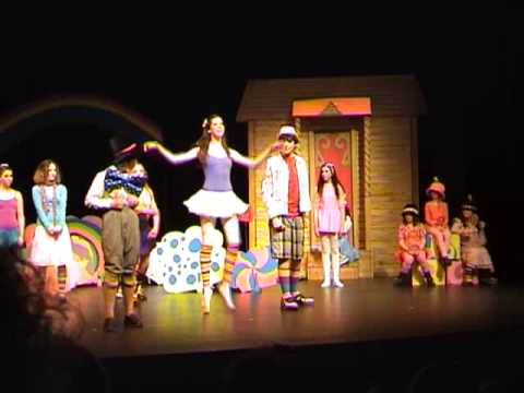 The wizard of Oz with Maya as Dorothy - part 2.wmv