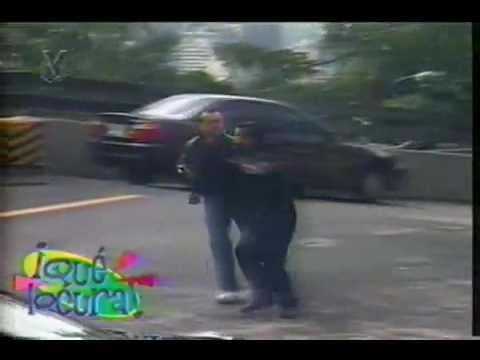 Anti-cámara al Inspector Rodríguez - ¡Qué locura!